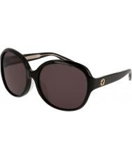 Gucci Dámy gg0080sk 001 sluneční brýle