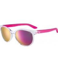 Cebe Cbsunri1 svítání průsvitné růžové sluneční brýle