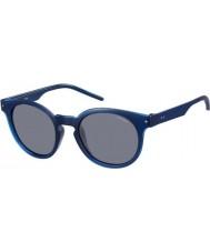 Polaroid Pánská pld2036-y m3q c3 modrá polarizované sluneční brýle
