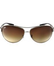 RayBan Rb3386 67 Aktivní životní styl červeného bronzu 004-13 sluneční brýle