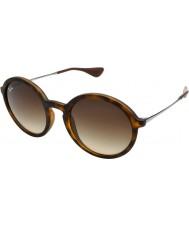 RayBan Rb4222 50 mladík guma želvoviny 865-13 sluneční brýle