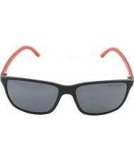 Polo Ralph Lauren Ph4092 58 matná černá 550481 polarizované sluneční brýle