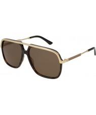 Gucci Sluneční brýle Gg0200s 002 57
