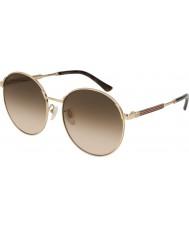 Gucci Sluneční brýle Gg0206sk 003 58