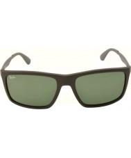 RayBan Rb4228 58 Aktivní životní styl matná černá 601s71 sluneční brýle