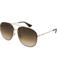 Gucci Pánské sluneční brýle pánské gg0227s 003 62