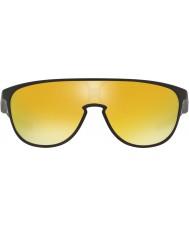 Oakley Oo9318-06 trillbe matná černá - 24K iridium sluneční brýle