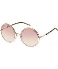 Marc Jacobs Dámy MARC 11 s TXA 05 zlato hnědé sluneční brýle