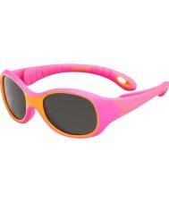 Cebe S-Kimo (stáří 1-3) fuchsie oranžové sluneční brýle