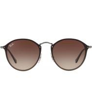 RayBan Blaze kulatá rb3574n 59 004 13 sluneční brýle