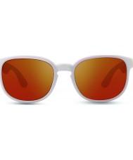 Revo Re1028 kash bílá korál šedá - otevřené silnici polarizované sluneční brýle
