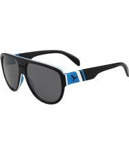 Cebe Miami černými modři 1500 šedý blesk zrcadlové sluneční brýle