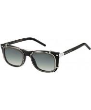 Marc Jacobs Marc-17 s Z07 ur černé sluneční brýle palladia