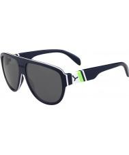 Cebe Miami tmavě modrá zelená šedá 1500 Blesk zrcadlové sluneční brýle