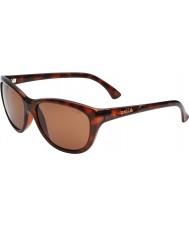 Bolle Greta lesklý tortoiseshell polarizované A-14 sluneční brýle