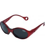 Cebe 1973 (ve věku 1-3) lesklý rubidia červené 2000 šedé sluneční brýle
