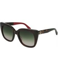 Gucci Dámy gg0163s 004 51 sluneční brýle