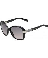 Jimmy Choo Dámy Alana-S D28 EU lesklé černé sluneční brýle