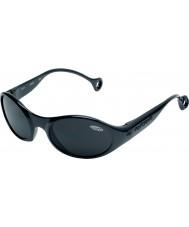 Cebe 1977 (věk 3-5) lesklé lesklé černé 2000 šedé sluneční brýle