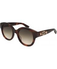 Gucci Dámské gg0207s 002 51 sluneční brýle