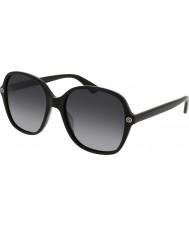 Gucci Dámské gg0092s 001 sluneční brýle
