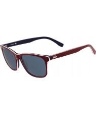 Lacoste L833s červené sluneční brýle