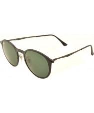 RayBan Rb4224 49 tech světelný paprsek matná černá 601s71 sluneční brýle