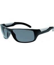 Bolle Vibe lesklé černé sluneční brýle TNS