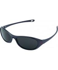 Cebe Gecko (ve věku 5-7) lesklé černé 2000 šedé sluneční brýle