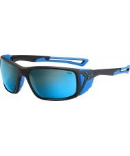 Cebe Proguide matná černá modrá 4000 šedá minerální modré sluneční brýle