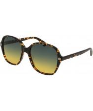 Gucci Dámské gg0092s 003 sluneční brýle