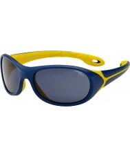 Cebe Simba (ve věku 5-7) noční modrá žlutá sluneční brýle