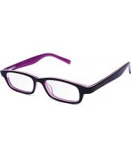 Eyejusters P1C1504PP Fialová růžová nastavitelné brýle na čtení - 0,00 až 3,00 síle