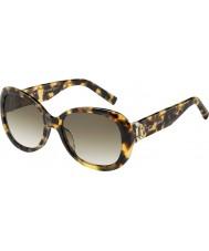 Marc Jacobs Dámy Marc 111-S o2v cc třpytivé havana sluneční brýle