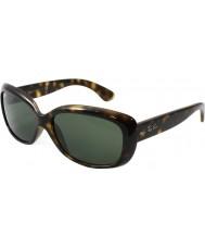 RayBan Rb4101 58 Jackie Ohh světlo tortoiseshell 710 sluneční brýle