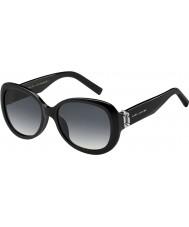 Marc Jacobs Dámy Marc 111-S 807 9o černé sluneční brýle