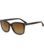 Emporio Armani Ea4060 56 nezbytné pro volný čas Havana 5026t5 polarizované sluneční brýle