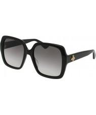 Gucci Dámské gg0096s 001 sluneční brýle