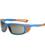 Cebe Proguide matné Blue Orange variochrom vrchol sluneční brýle