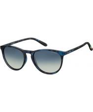 Polaroid Pld6003-n sec Z7 Havana modré polarizované sluneční brýle