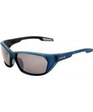 Bolle Aravis matt blue polarizované sluneční brýle TNS pistole
