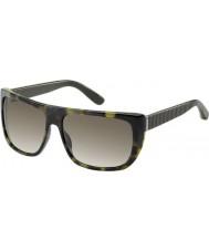 Marc by Marc Jacobs MMJ 328-s yq7 ha zelené želvoviny sluneční brýle