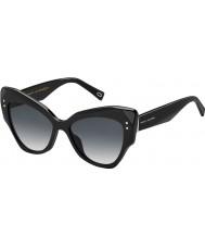 Marc Jacobs Dámy Marc 116-S 807 9o černé sluneční brýle
