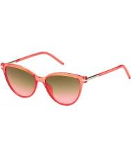 Marc Jacobs Dámy MARC 47-S tot fx korálové sluneční brýle