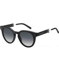 Marc Jacobs Dámy Marc 129-S 807 9o černé sluneční brýle