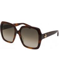 Gucci Dámy sluneční brýle gg0096s 002