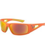 Cebe Session oranžová vápno 1500 šedá zrcadlo oranžové sluneční brýle
