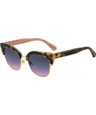 Kate Spade New York Dámské sluneční brýle karris 2nl ff