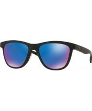 Oakley Oo9320-11 moonlighter matná černá - safír iridium polarizované sluneční brýle