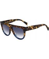 Celine Dámy cl 41026-S fu9 dv želva modré brýle